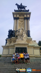 King Alfonso II Monument